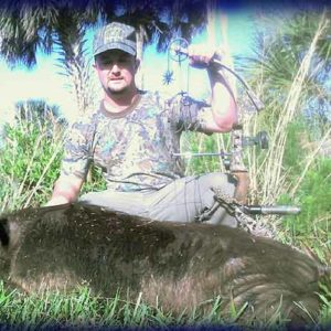 Wild Boar Hunt Report: April 17th, 2008
