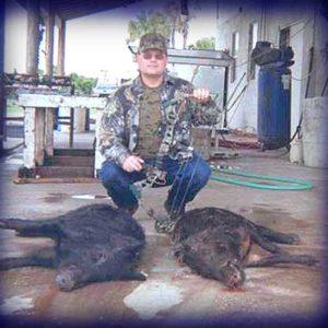 Wild Boar Hunt Report: April 14th, 2008