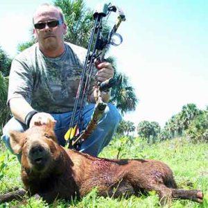 Wild Boar Hunt Report: April 4th, 2009