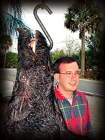 Wild Boar Hunt Report: February 21st, 2001