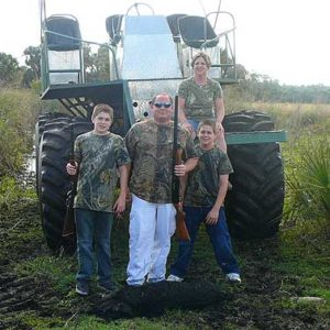 Wild Boar Hunt Report: December 27th, 2008