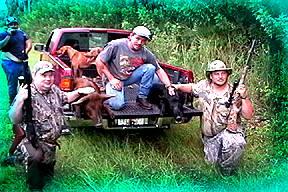 Wild Boar Hunt Report: September 15th, 2000