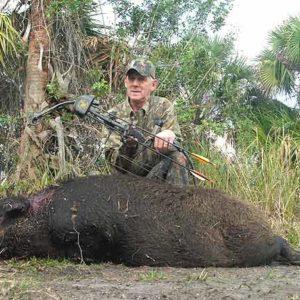 Wild Boar Hunt Report: February 25th, 2009