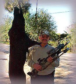 Wild Boar Hunt Report: January 4th, 2001