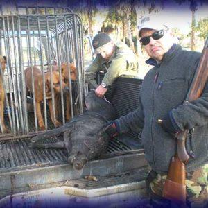 Wild Boar Hunt Report: February 14th, 2010