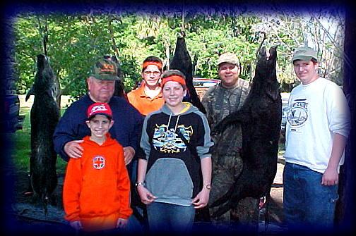 Boar Johnson Family 4 15 03 Am