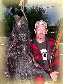 Wild Boar Hunt Report: January 22nd, 2001