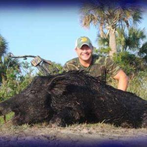 Wild Boar Hunt Report: April 12th, 2008
