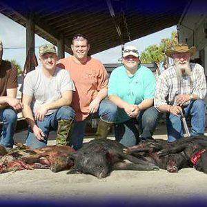 Wild Boar Hunt Report: April 4th, 2008