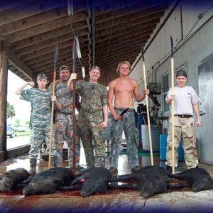 Wild Boar Hunt Report: March 21st, 2009