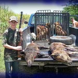 Wild Boar Hunt Report: April 19th, 2008