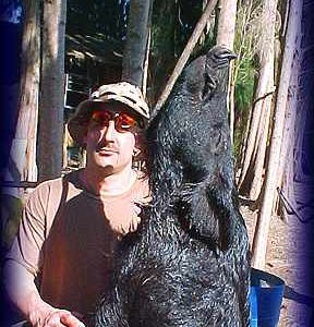 Wild Boar Hunt Report: January 25th, 2004