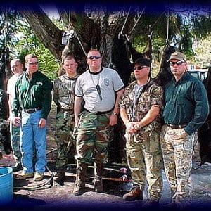 Wild Boar Hunt Report: January 27th, 2003