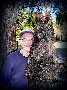 Wild Boar Hunt Report: January 23rd, 2001