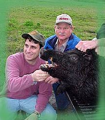 Wild Boar Hunt Report: February 22nd, 2000