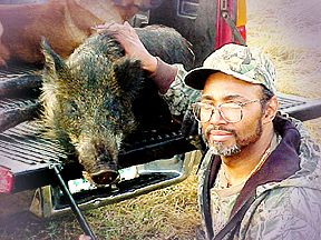 Wild Boar Hunt Report: February 19th, 2000