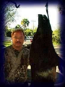 Wild Boar Hunt Report: December 20th, 2001