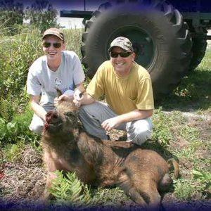 Wild Boar Hunt Report: April 13th, 2008