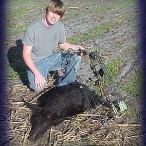 Wild Boar Hunt Report: February 21st, 2007