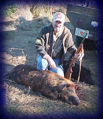 Boar Spicer 1st 1 29 08