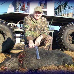 Wild Boar Hunt Report: January 27th, 2010