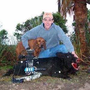 Wild Boar Hunt Report: March 23rd, 2009
