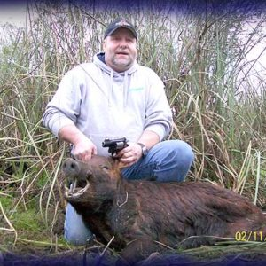 Wild Boar Hunt Report: February 12, 2010